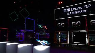 Drónok harca Kínában