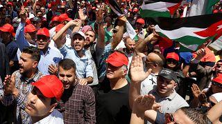 Jordanie : la grève continue
