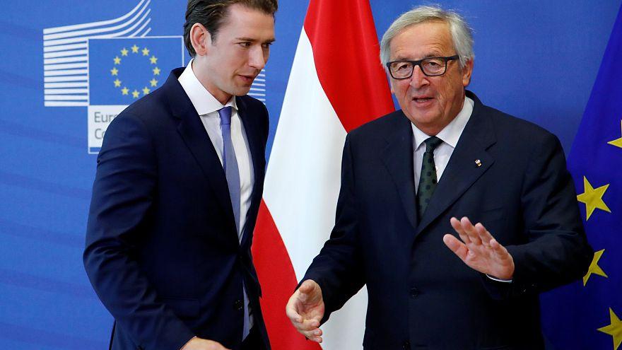 La sécurité et la migration au programme de la Présidence autrichienne