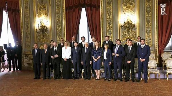 Összeállt az olasz kormány