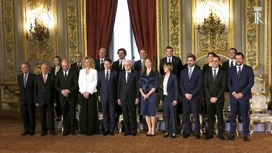 O Governo antissistema de Giuseppe Conte