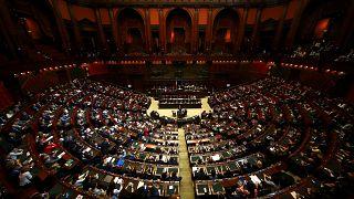 Italie : confiance accordée au gouvernement Conte