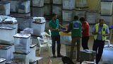 با تصمیم پارلمان عراق، آرای انتخابات به صورت دستی بازشماری میشود