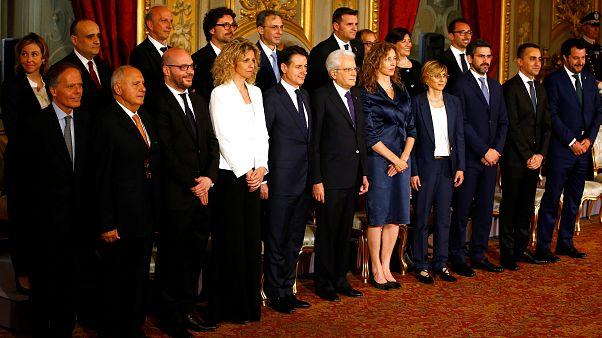 Италия: евроскептики у власти