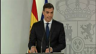 Women take top jobs in Spain's cabinet