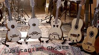 As estrelas dos Lusitanian Ghosts e da música tradicional portuguesa