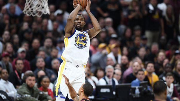 NBA: «Πολεμιστές» άλωσαν το Κλίβελαντ