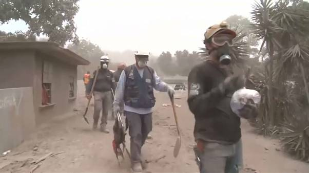 "Fuego volcano: Head of emergency response ""should quit"""