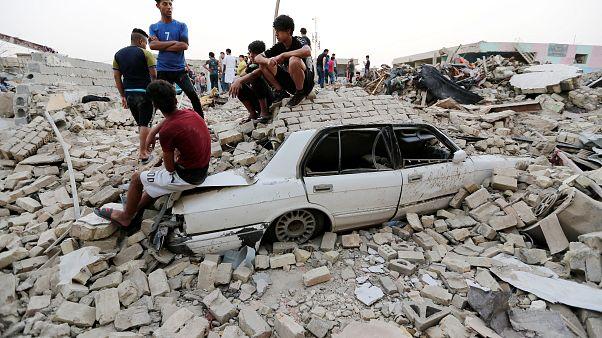 Ιράκ: Πολύνεκρη έκρηξη σε σιιτικό τέμενος