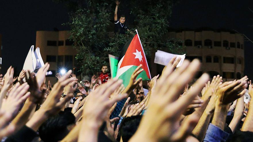 Les Jordaniens toujours vent debout contre le gouvernement
