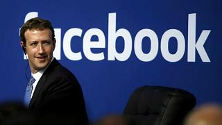 المؤسس والرئيس التنفيذي لفيسبوك، مارك زوكربرغ