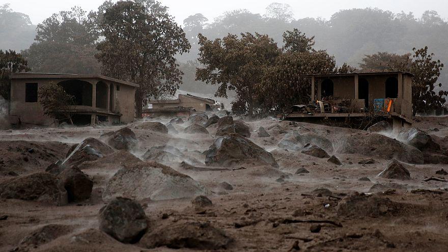 Guatemala : pas encore d'appel à l'aide internationale