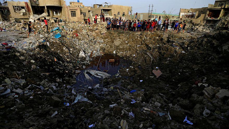 Devastadora explosión en el feudo de Muqtada al Sadr
