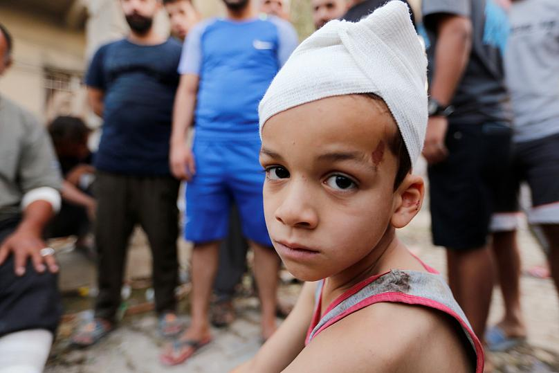 REUTERS/Wissm al-Okili