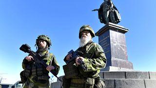 Suecia convoca a 22.000 reservistas por primera vez en 40 años