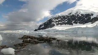 Műanyag pusztít már az Antarktiszon is