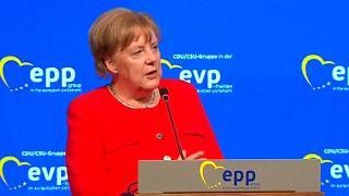 Asyl: Merkel will EU-weite Standards