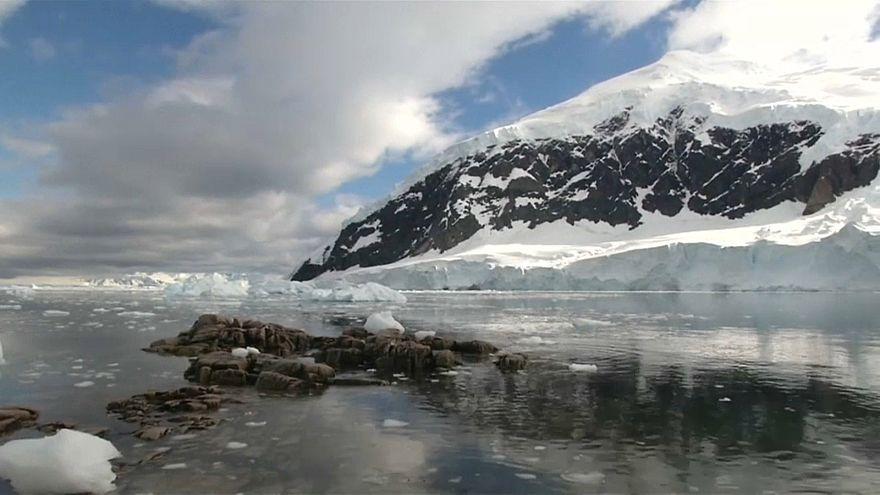 التلوث يهدد البيئة في القطب الجنوبي