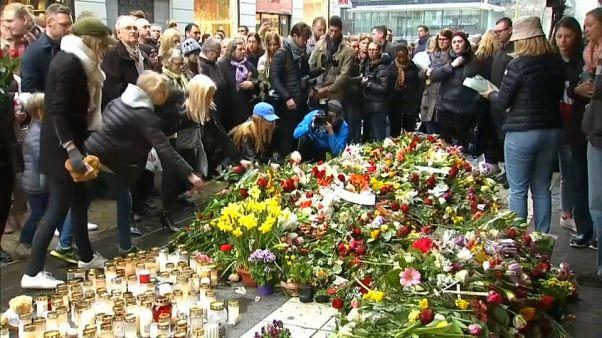 Lebenslange Haft für Lkw-Anschlag in Stockholmer Innenstadt