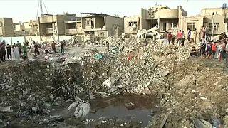 Irak: Robbanás volt egy mecsetben