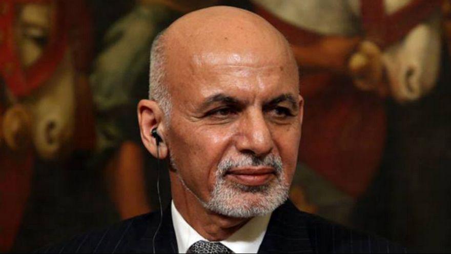رئیس جمهوری افغانستان خواستار آتش بس موقت با طالبان شد