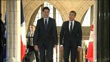 Canada and France unite ahead of G7 summit