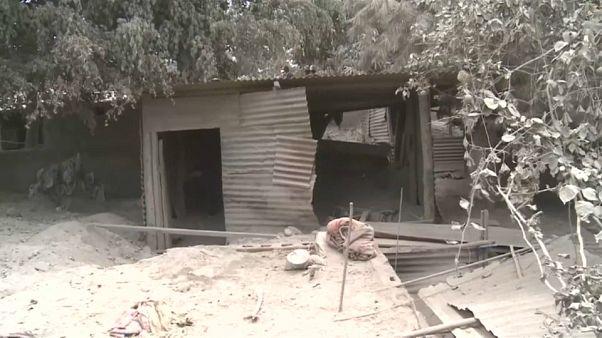 Guatemala procura sobreviventes do Vulcão de Fogo