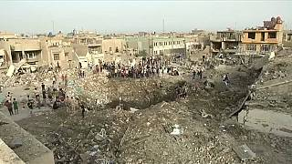 At least 18 people have been killed after an explosion in Baghdad's Sadr City