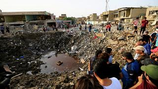 Explosion à Bagdad : le bilan s'alourdit