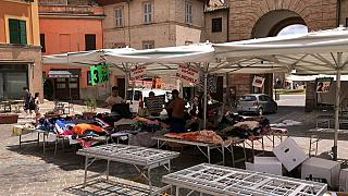 Macerata, la ville italienne de gauche tentée par l'extrême-droite