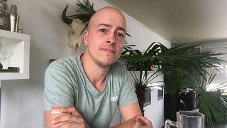 Un Néerlandais risque-tout : il explore un sous-marin clandestinement