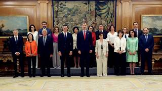 Νέα κυβέρνηση στην Ισπανία - «Αντανάκλαση της κοινωνίας», λέει ο Σάντσεθ