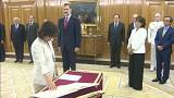 حضور نسائي غير مسبوق في اسبانيا ضمن الحكومة الجديدة