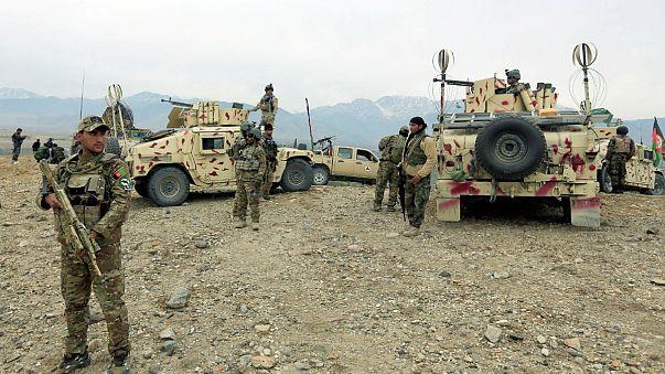 Afgan hükümeti geçici ateşkes ilan etti