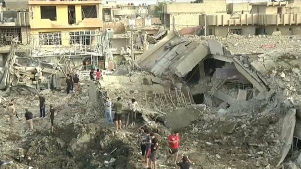 Explosão de munições mata 18 pessoas em Bagdade