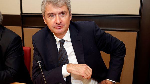 Le PDG de Lactalis sur le grill de la commission d'enquête parlementaire