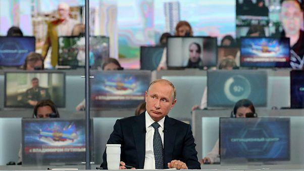 پوتین: جنگ جهانی سوم پایان تمدن خواهد بود