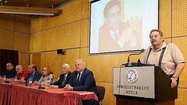 Κύπρος: Εκδήλωση μνήμης στον Ανδρέα Χριστοδουλίδη