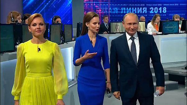"""Путин: """"Надо не сдерживать, а взаимодействовать"""""""