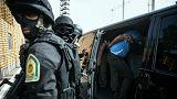 وزیر اطلاعات ایران از دستگیری چند تیم «تروریستی» همراه با مهمات خبر داد