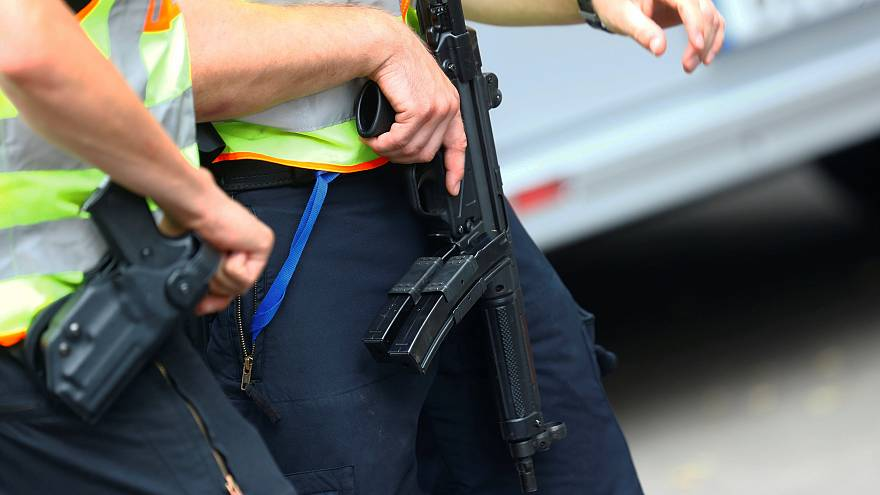 Policía en Europa: ¿Cuál es la más armada?