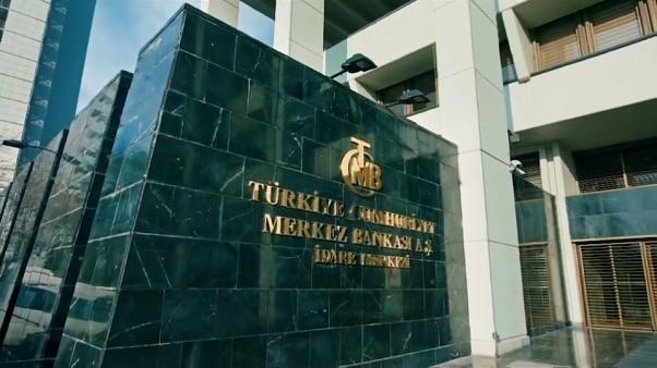 Turkish Central Bank headquarters