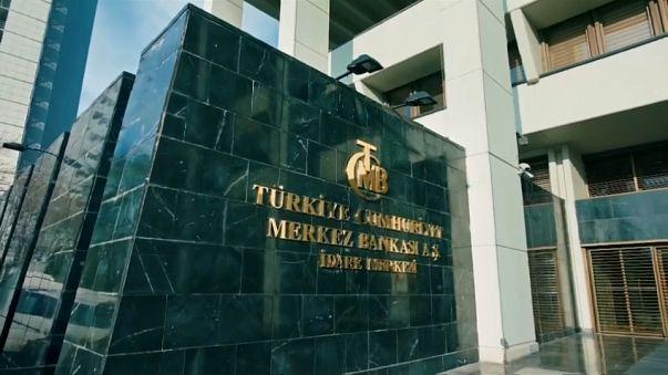 Turkish Central Bank headquarters