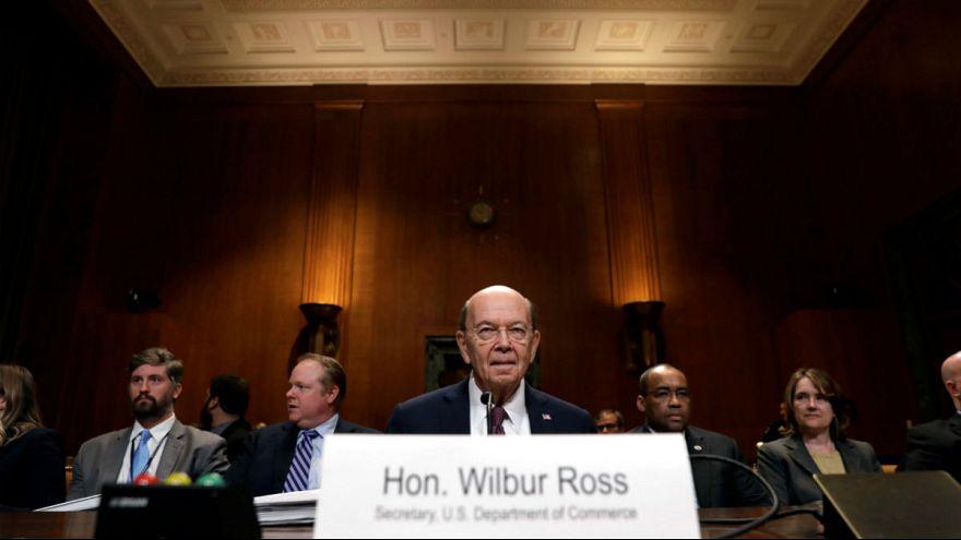 ویلبر راس، وزیر بازرگانی آمریکا