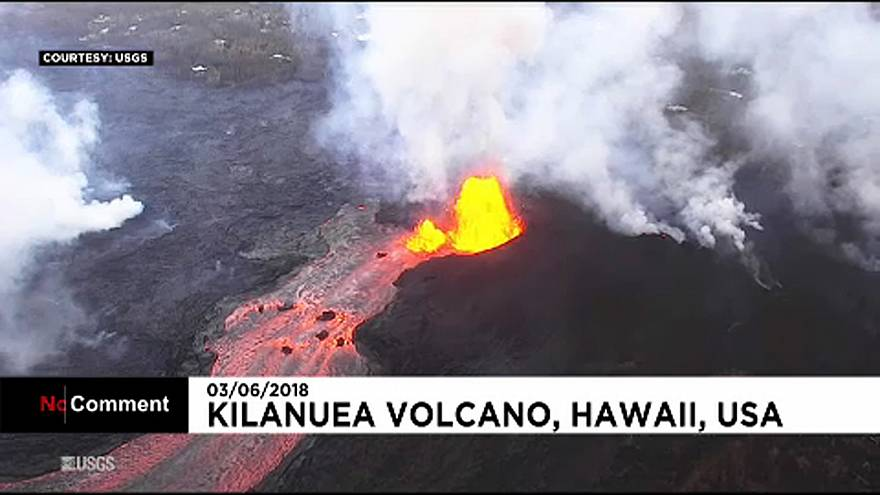 Még mindig lávát ont a Kilauea