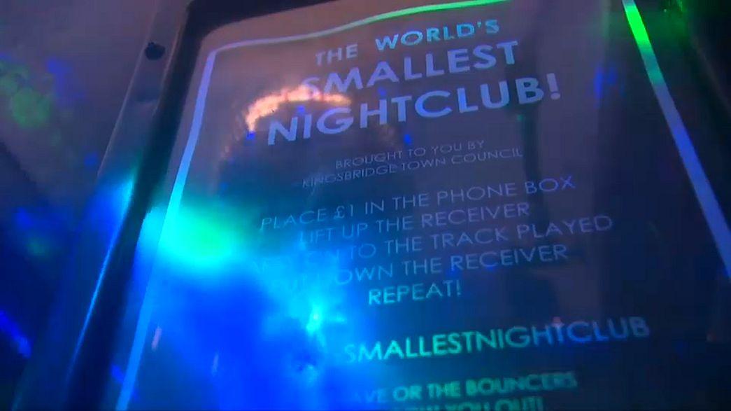 Devon village claims title for World's Smallest Nightclub