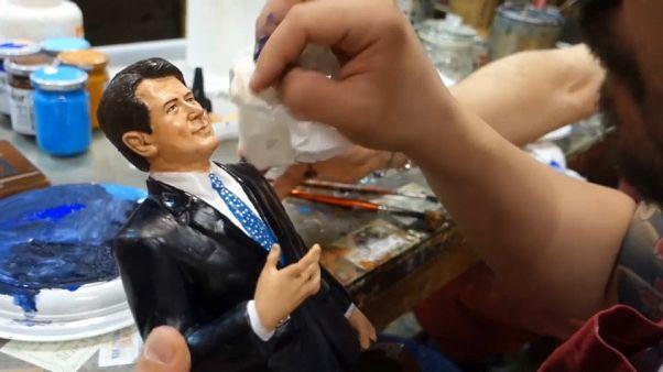 Le Premier ministre italien bientôt dans votre crèche