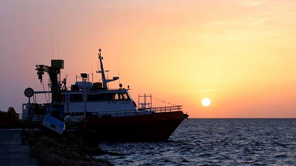 Die Hafenstadt Catania ist Anlaufstelle für Such- und Rettungsboote.