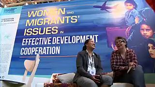 Women victims of migration