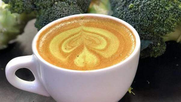 Broccocino, anyone? Aussies create broccoli coffee to improve health
